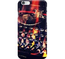 Unknown Weapons of war iPhone Case/Skin
