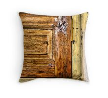 Window Hook Throw Pillow