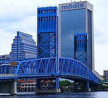 Main Street Bridge - Downtown Jacksonville, FL by swickham331