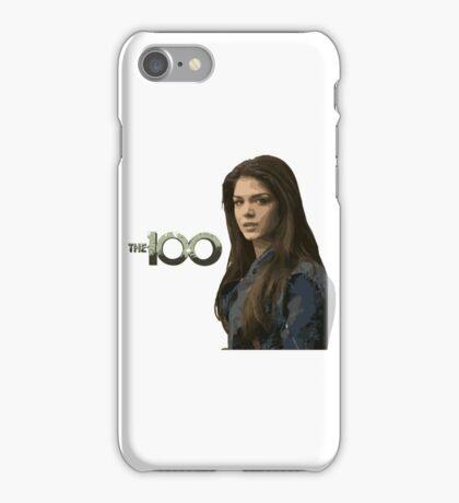 Octavia Blake - The 100 iPhone Case/Skin