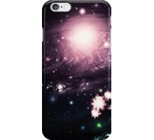 Abstract space galaxy iPhone Case/Skin