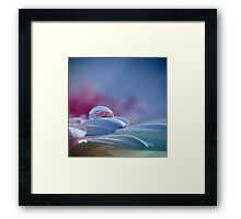Beams of Sunshine.  Framed Print