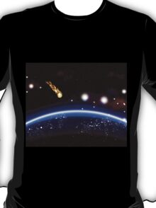 Big blue planet T-Shirt