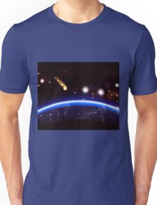 Big blue planet Unisex T-Shirt