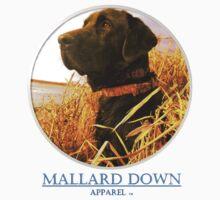 Mallard Down - Saw Grass Black Lab Kids Clothes