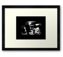 yesterday,today,tomorrow Framed Print