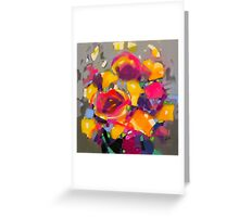 Optimism Bouquet Greeting Card