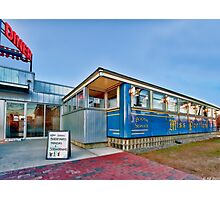 Miss Portland Diner Photographic Print