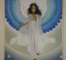 ISIS Moon Goddess by isisspirit