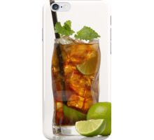 Cuba Libre Cocktail iPhone Case/Skin