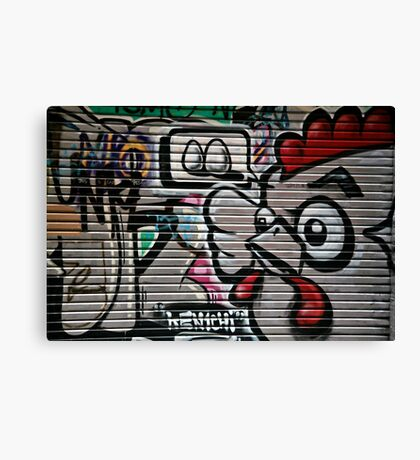 It's Mine Canvas Print