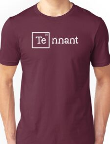 Tennant, the 10th Element Unisex T-Shirt