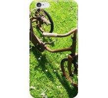 Old Trike iPhone Case/Skin