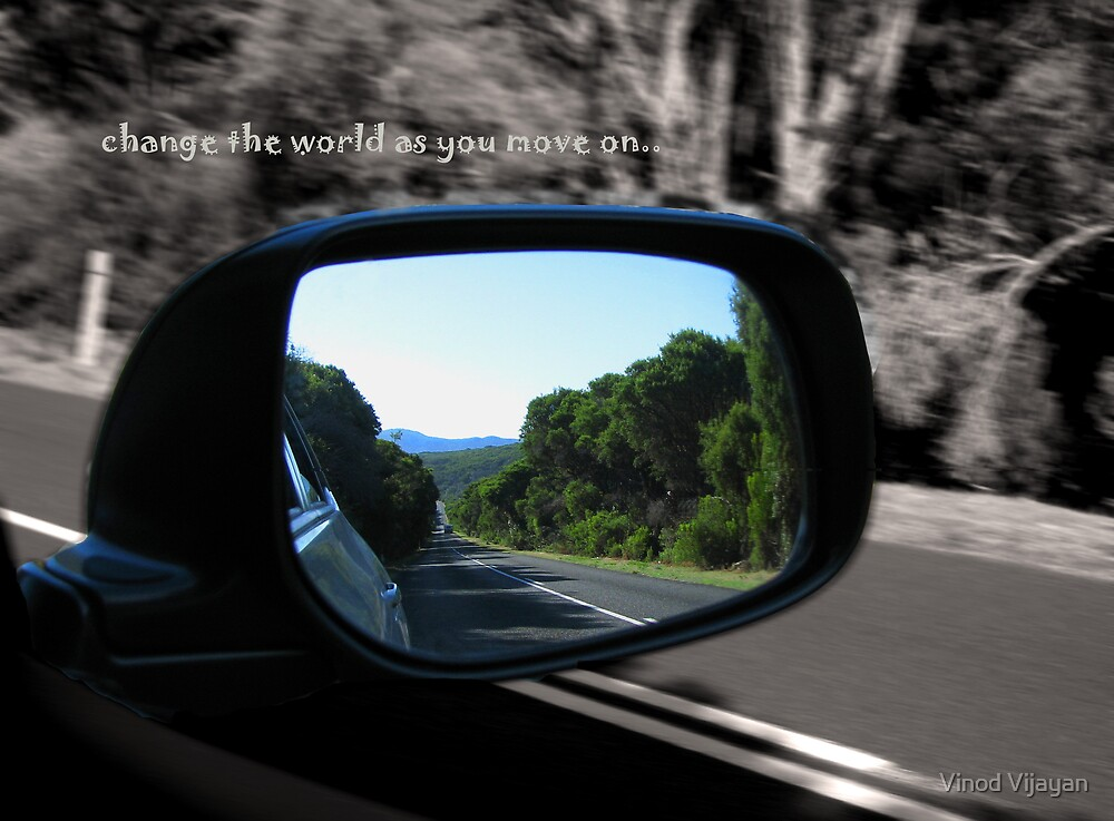 rear view by Vinod Vijayan