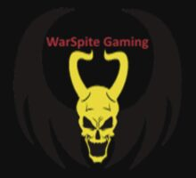 WarSpites Gaming Clan Merchandise (Small Logo) Baby Tee