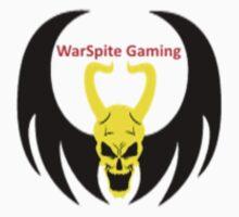WarSpites Gaming Clan Merchandise (Small Logo) Kids Clothes