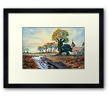 The Enigmatic Eleanor Rigby Framed Print