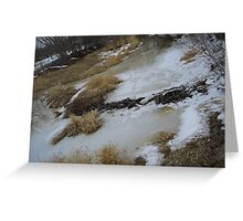 Six Mile Creek Greeting Card