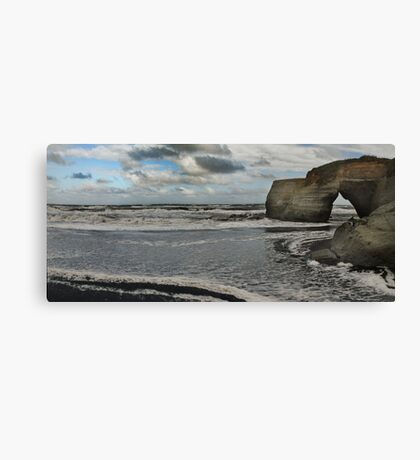Rendezvous with the First Freezing Winds of the West Coast Canvas Print