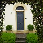 Door #1 by Alyssa Woolley