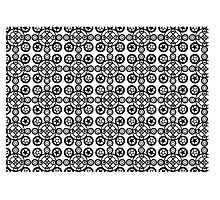 pattern 316 Photographic Print