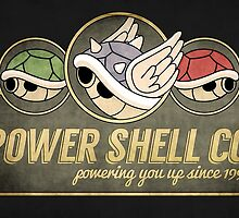 Power Shell Co. by Don Corgi