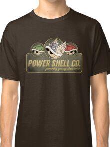 Power Shell Co. Classic T-Shirt