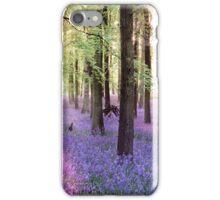 Morning Bluebells iPhone Case/Skin