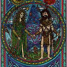 Beltane (the Goddess and the God) by CherrieB