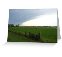 Promise of the Storm Greeting Card