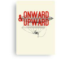 Onward And Upward Canvas Print