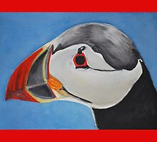 Puffin II by Bechirrey