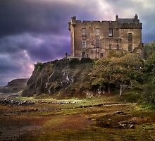 Dunvegan Castle by Kathy Weaver