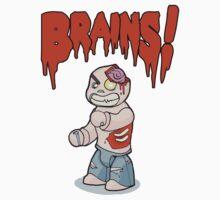 brains! by ChrisRabbit