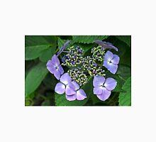 Hydrangea macrophylla 'Blue Wave' Unisex T-Shirt