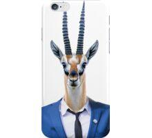 Gazelle Way iPhone Case/Skin