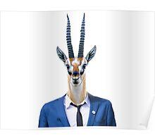 Gazelle Way Poster