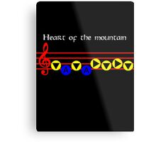 Heart Of The Mountain - Bolero Of Fire Metal Print