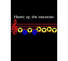 Heart Of The Mountain - Bolero Of Fire Photographic Print