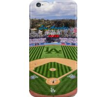 Dodger Baseball iPhone Case/Skin