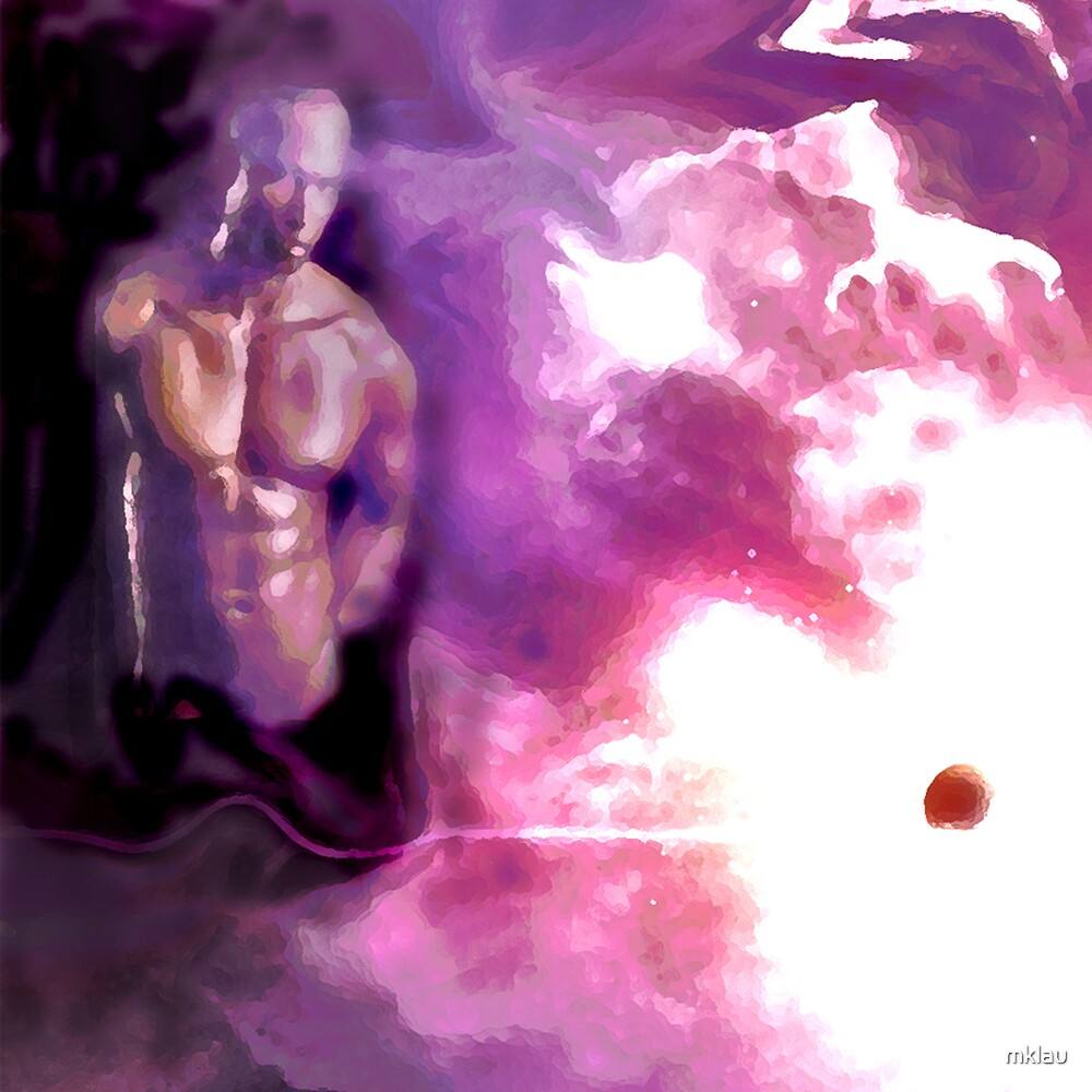 """Dreamings - """"He came from the stars"""" by mklau"""