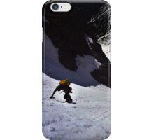 Damnation Gully, Mount Washington iPhone Case/Skin