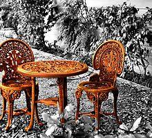 Bronzed Memories by Sandra Moore
