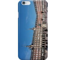 Plaza Mayor, Madrid iPhone Case/Skin