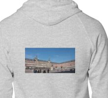Plaza Mayor, Madrid Zipped Hoodie