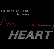Fall Out Boy - Heavy Metal Broke My Heart by GeekyToGo