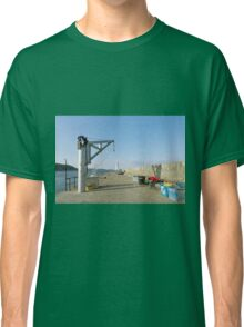 Along The South Breakwater, Mevagissey Classic T-Shirt