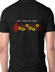 Let There Be Light - Sun's Song Unisex T-Shirt