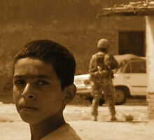 Al'amarah child by Phillip French