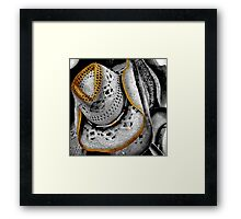 Cowgirl Couture Framed Print